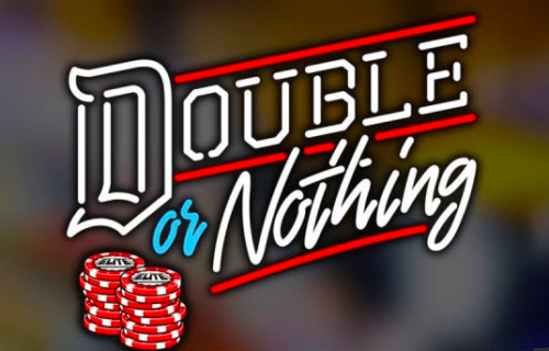 First match official for AEW Double or Nothing