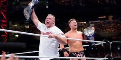 Shane McMahon and the Miz