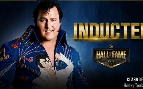 The Honky Tonk Man added to 2019 WWE Hall of Fame