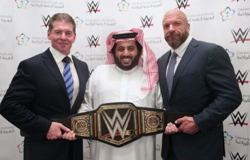 WWE apparently planning long tryout in Saudi Arabia