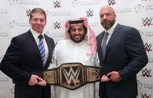 WWE returning to Saudi Arabia on May 3rd