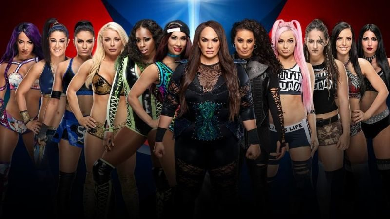 Women's Tag Team Elimination Chamber