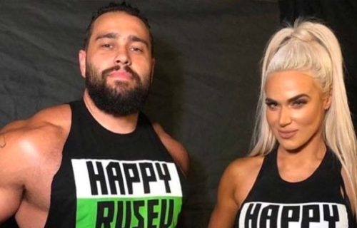 Reason for Rusev's absence from WWE television