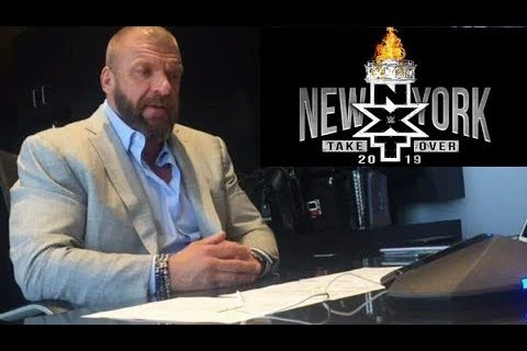 Trple H clarifies Vince McMahon's input with NXT & notes from NYC TakeOver media call