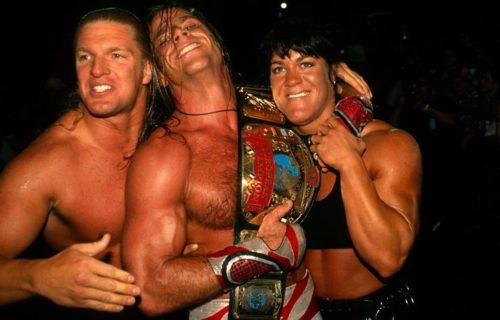 Chyna deserves solo WWE Hall of Fame induction says Shawn Michaels