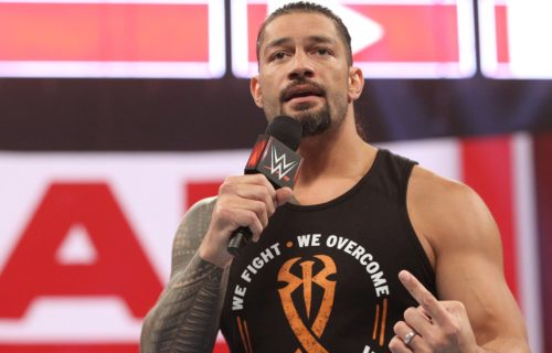 Roman Reigns' first rivalry on SmackDown Live possibly revealed