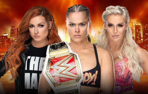 WrestleMania 35 main event announced by WWE