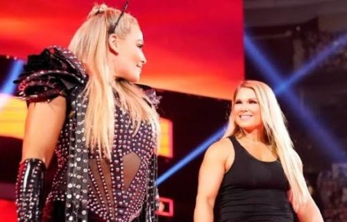 How long Beth Phoenix's new role in NXT will last