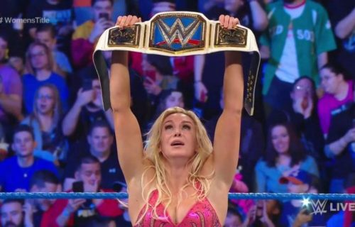 Superstars furious over Charlotte Flair's SmackDown title victory