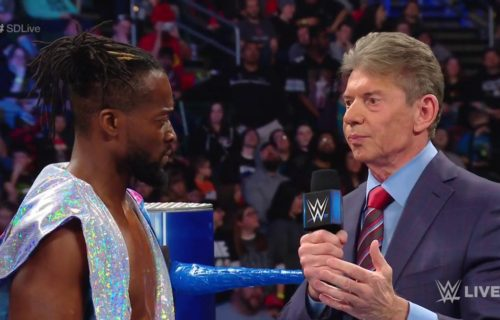 Kofi Kingston on the worst thing Vince ever said to him
