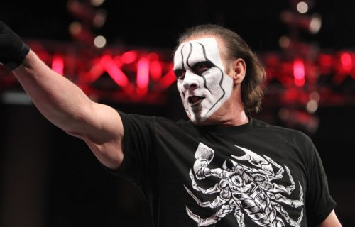 Sting on missing the relationship he had with wrestling fans