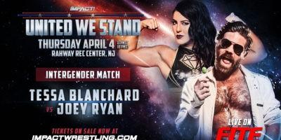 Tessa Blanchard Joey Ryan Impact Wrestling