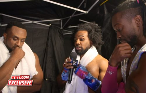 [Video] The New Day reacts to gauntlet win on SmackDown