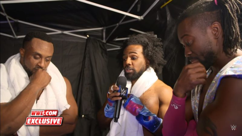 The-New-Day-Reaction