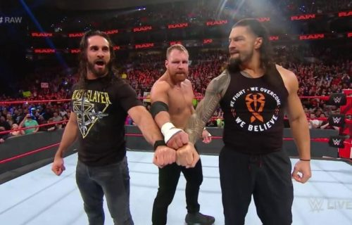 Jon Moxley reveals if he still keeps in touch with Roman Reigns & Seth Rollins