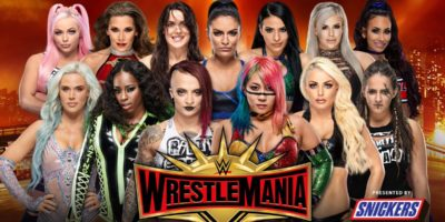 Women's Battle Royal WrestleMania