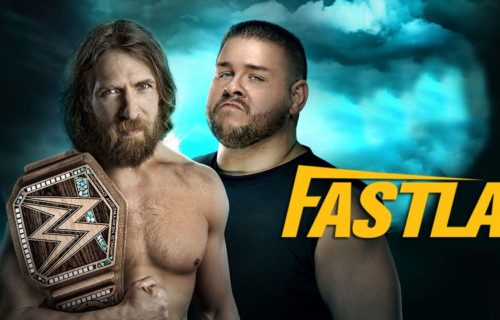 WWE Fastlane Is Shaping Up More Like A Speed Bump