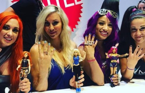 Backstage news behind Charlotte's SmackDown Women's title win, possible WM35 finish