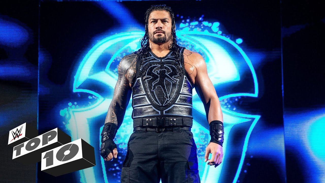 WWE profiles Roman Reigns' greatest moments