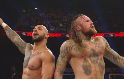 WWE's possible plans for Aleister Black & Ricochet