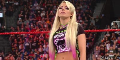 Alexa Bliss returns