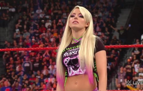 Alexa Bliss talks about how she and Natalya were treated in Saudi Arabia