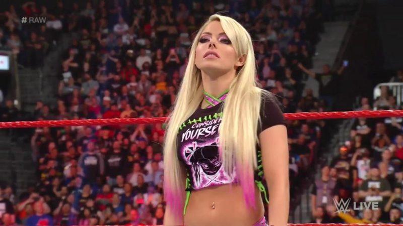 Alexa Bliss returns