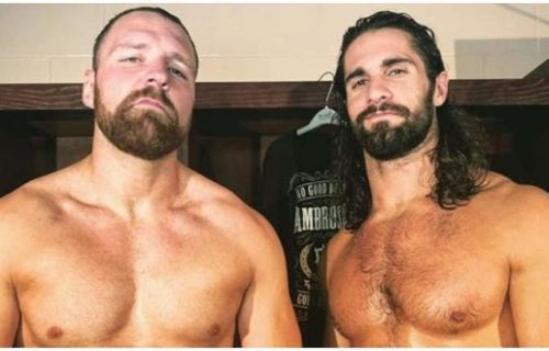 """Seth Rollins says it """"breaks his heart"""" Dean Ambrose is leaving WWE"""
