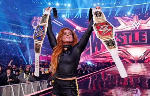 Vince McMahon possibly planning huge change for Becky Lynch