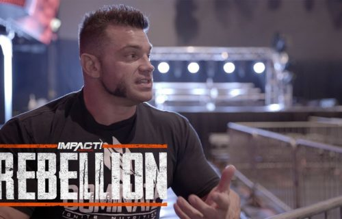 Brian Cage wins IMPACT World Championship at Rebellion