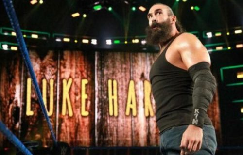 Report: WWE unwilling to grant Luke Harper his release, will extend his contract