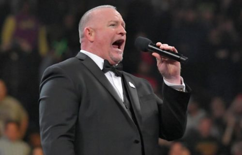 "Jesse ""Road Dogg"" James reportedly staying with WWE, position not confirmed"
