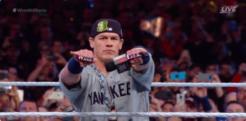 John Cena RETURNS as the Doctor of Thuganomics at WrestleMania 35