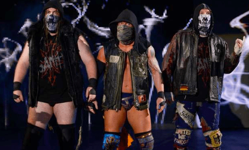 Killian Dain sends out farewell message to Alexander Wolfe and Eric Young after Sanity gets dissolved