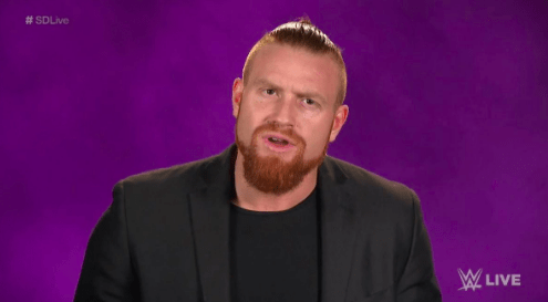 Buddy Murphy headed to SmackDown LIVE