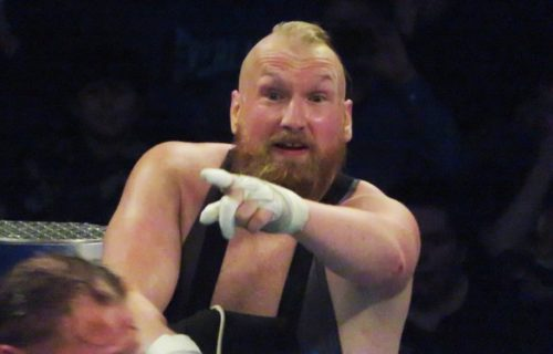 "Alexander Wolfe bids ""goodbye"" to WWE"