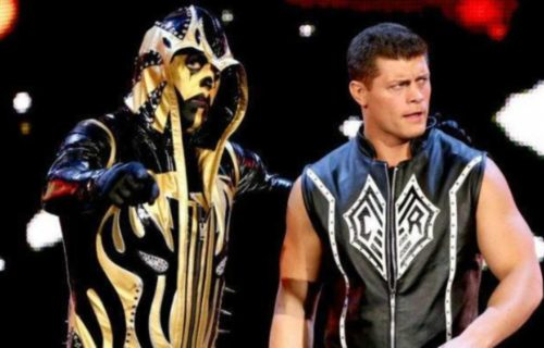 Cody Rhodes vs Goldust confirmed for Double or Nothing