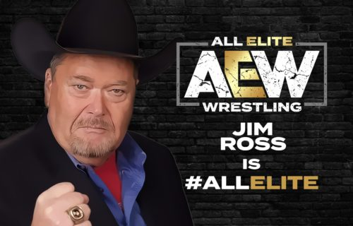 Jim Ross on why he signed with AEW