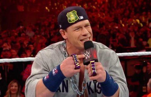 John Cena WrestleMania Spoiler Photo Leaks?