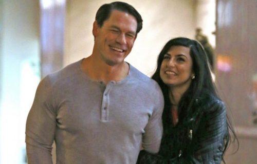 John Cena's new girlfriend's identity revealed