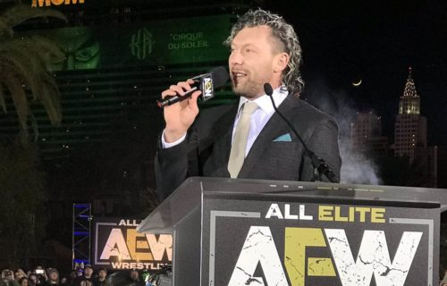 AEW not looking to compete with WWE, says Kenny Omega