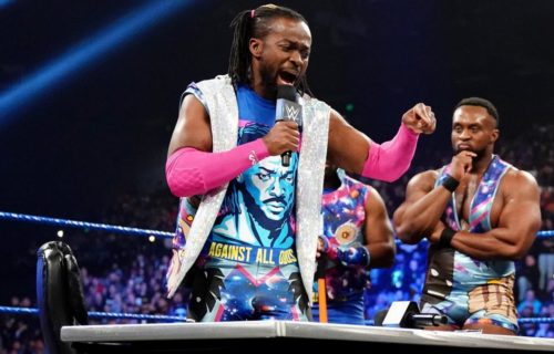 Kofi Kingston reveals which star pushed for his WWE Championship match