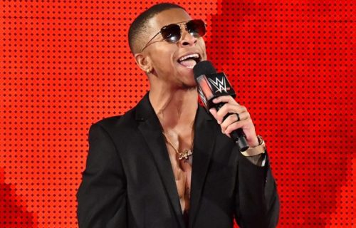 Lio Rush responds to 'backstage heat' in WWE reports