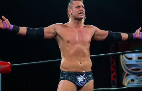 Taven will not be signing with AEW or WWE