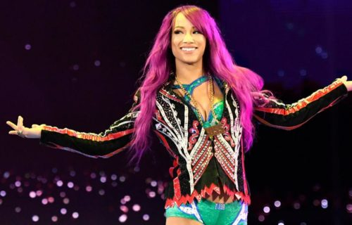 Sasha Banks apparently will 'slot back right in' once she makes WWE return
