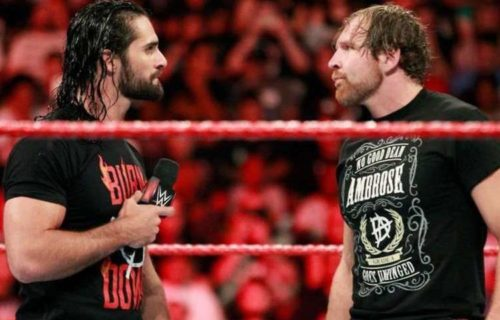 Seth Rollins addresses Jon Moxley's anti-WWE comments