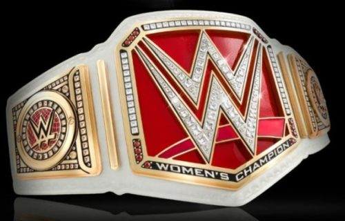 New WWE Women's title might be introduced soon