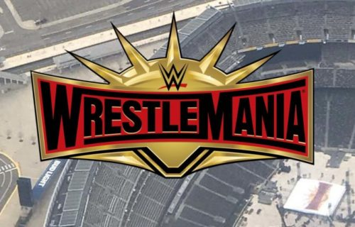 WWE might be introducing new title designs at Wrestlemania