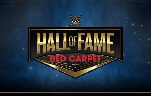 WWE Hall of Fame 2019: The Red Carpet