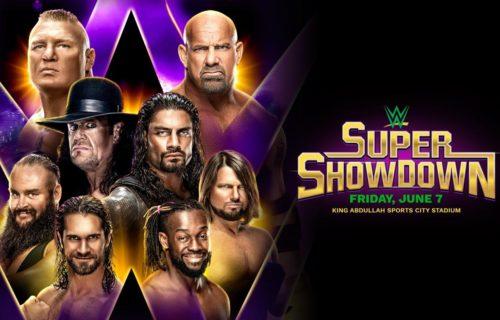 Injured superstars make return at WWE Super Showdown